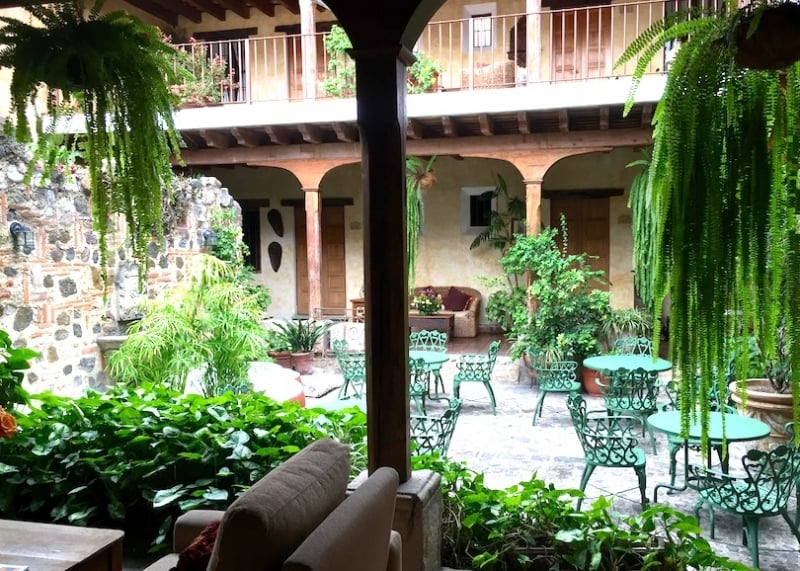 Hotel Meson De Maria Antigua Guatemala