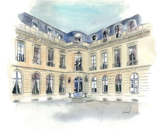 Salon du luxe de paris inventer les nouvelles r gles du for Salon du management
