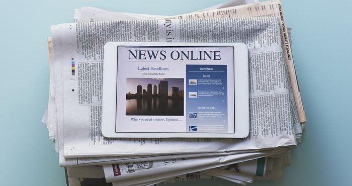 les infos se lisent en numérique / Getty images