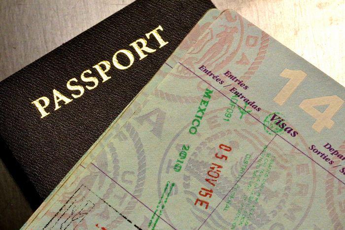 International Passport documents / Getty Images