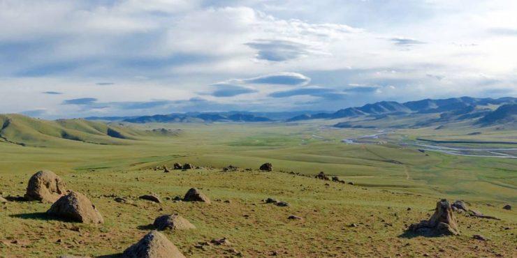 photo de mongolie