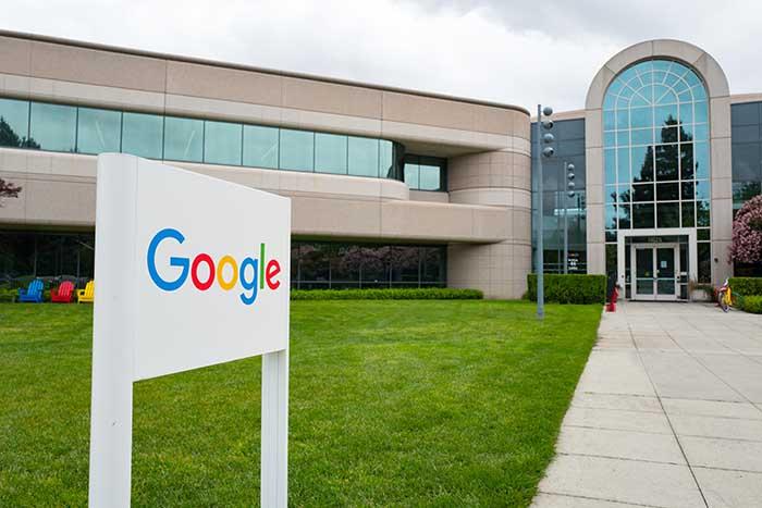 Siège de Google / Getty Images