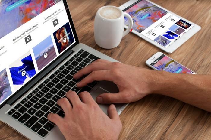 Art Majeur permet d'acheter ou de vendre des oeuvres d'art en ligne // DR
