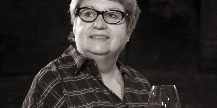 """Anne Parent, Dirigeante du Domaine Parent et Marraine des Trophées """"Les Femmes de l'économie"""" Bourgogne-Franche-Comté"""