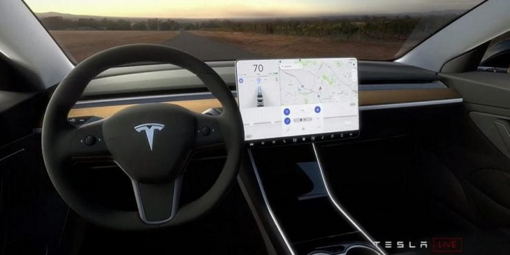 tesla model 3 louanges et critiques forbes france. Black Bedroom Furniture Sets. Home Design Ideas