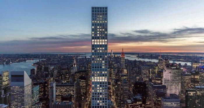 Dans le plus haut et le plus cher appartement de new york for Plus haute tour new york