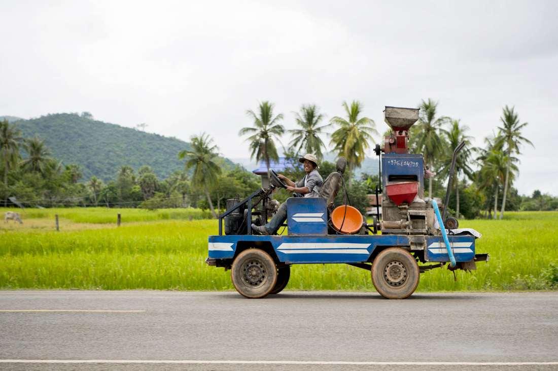 Détour au Cambodge : Les Charmes De Siem Rep