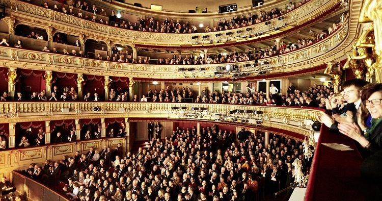 week-end à Vienne Opéra