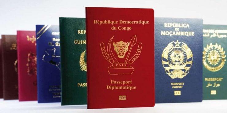 """Résultat de recherche d'images pour """"passeport  rd congo"""""""