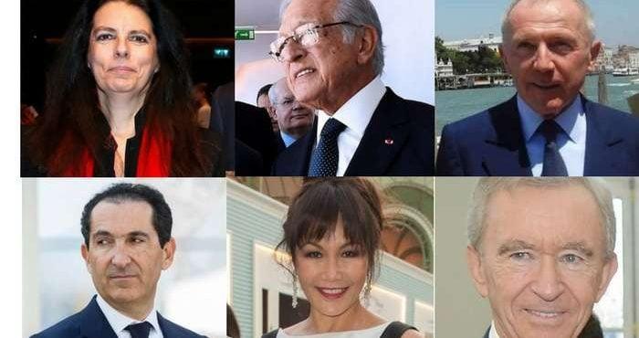 Classement Forbes 2018 Des Milliardaires Francais Forbes France