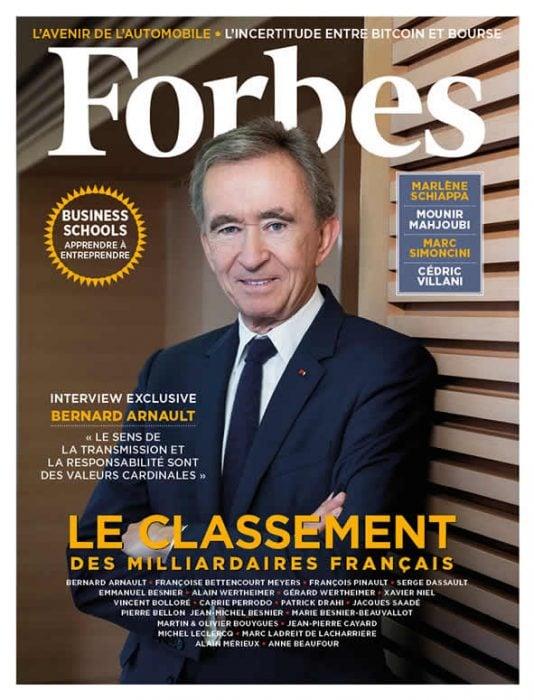 Classement Forbes 2018 Top 20 Des Milliardaires Mondiaux Forbes