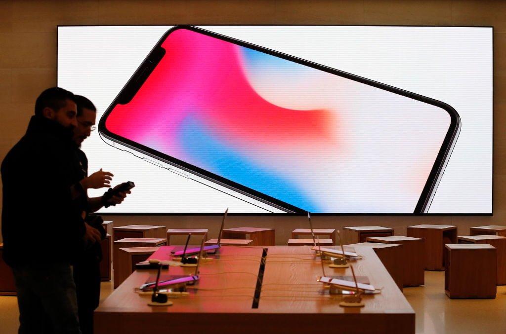 iPhone X : De Nouvelles Déconvenues Avec Les Batteries d'Apple