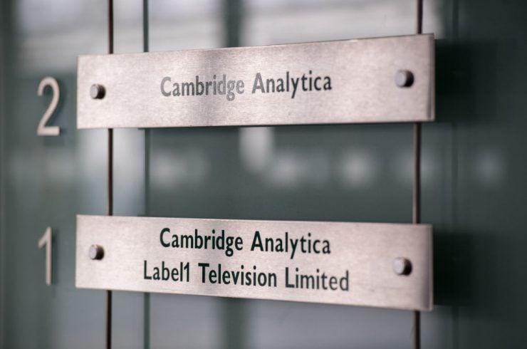 Cambridge Analityca