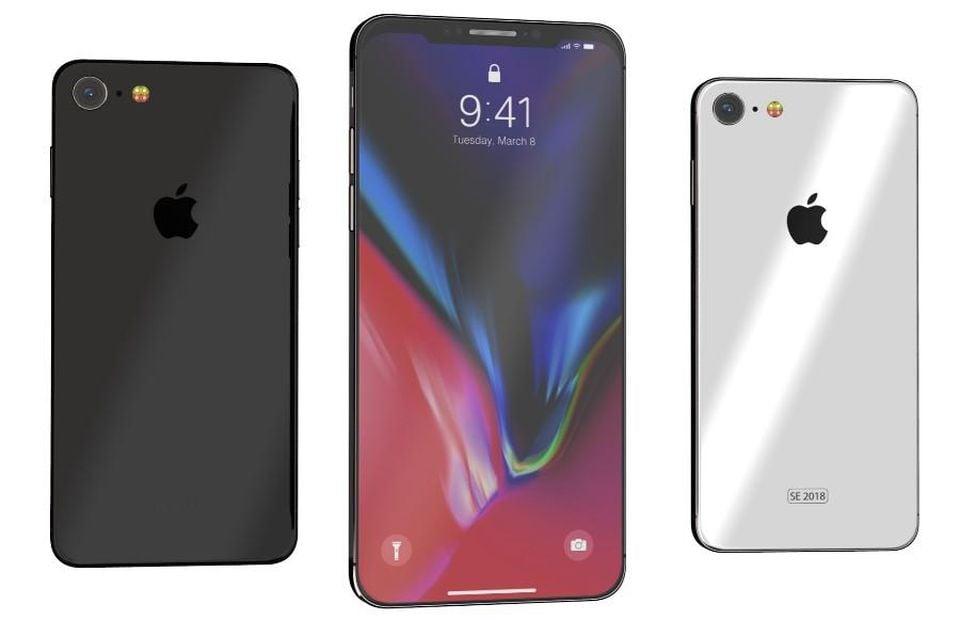 iPhone SE2 : Un Design Familier