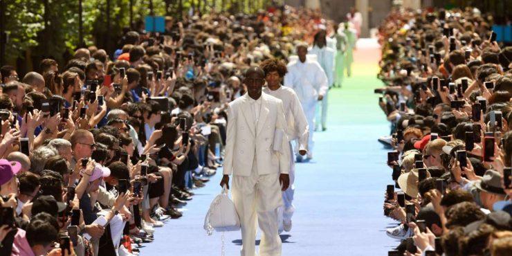 Louis Vuitton Homme Printemps-Été 2019   Les premiers Pas De Virgil Abloh 90242077729