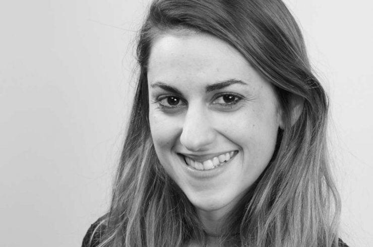 Victoria Benhaim, fondatrice de i-lunch