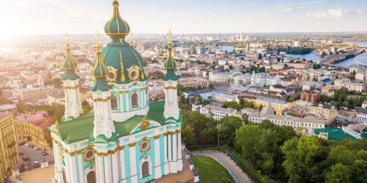 Kiev Ukraine datant