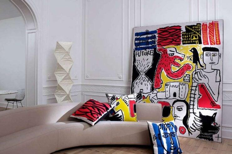 Artiste le monde de jean charles de castelbajac forbes for Garage jean charles nacci