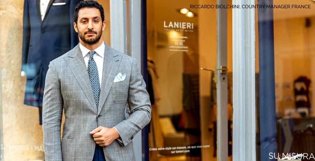 2b9d033bb356c3 Lanieri : la classe à l'italienne livrée à domicile | Forbes France