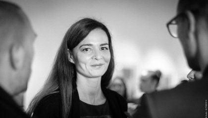 Virginie Tison, Fondatrice et Présidente d'Art-Trope © Michel Rubinel