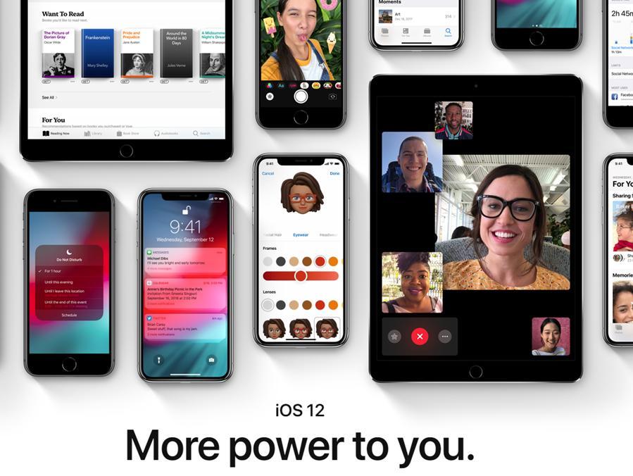 Apple : La Mise À Jour 12.0.1 d'iOS A Un Problème Gênant