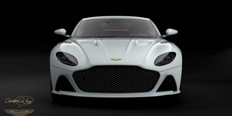 Aston martin gold 3