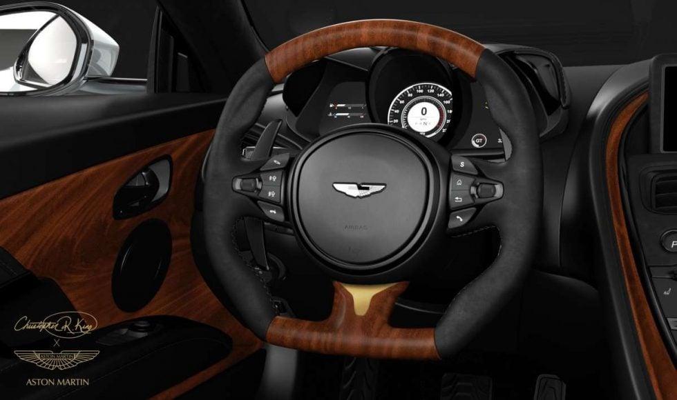 Aston martin gold 5