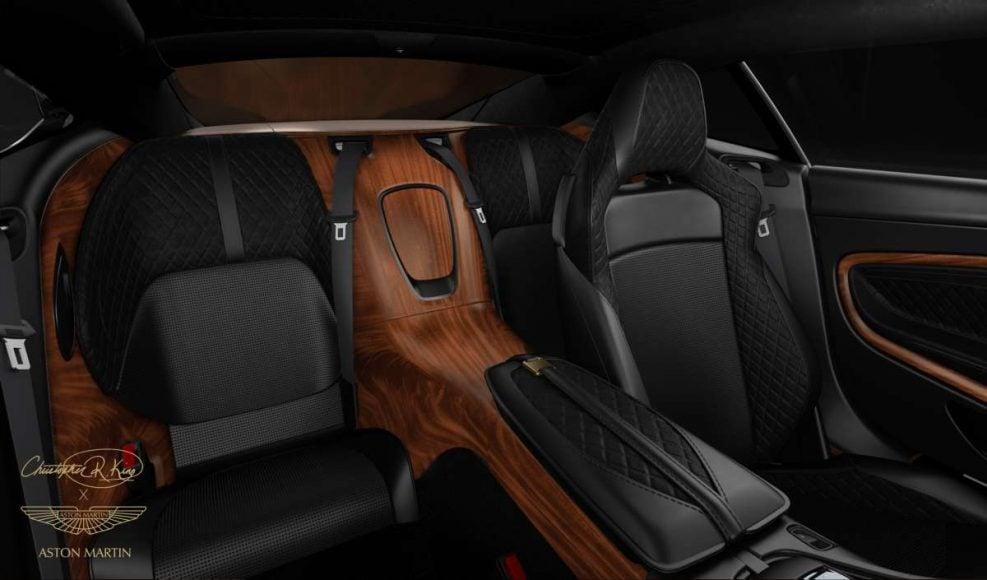 Aston martin gold 6