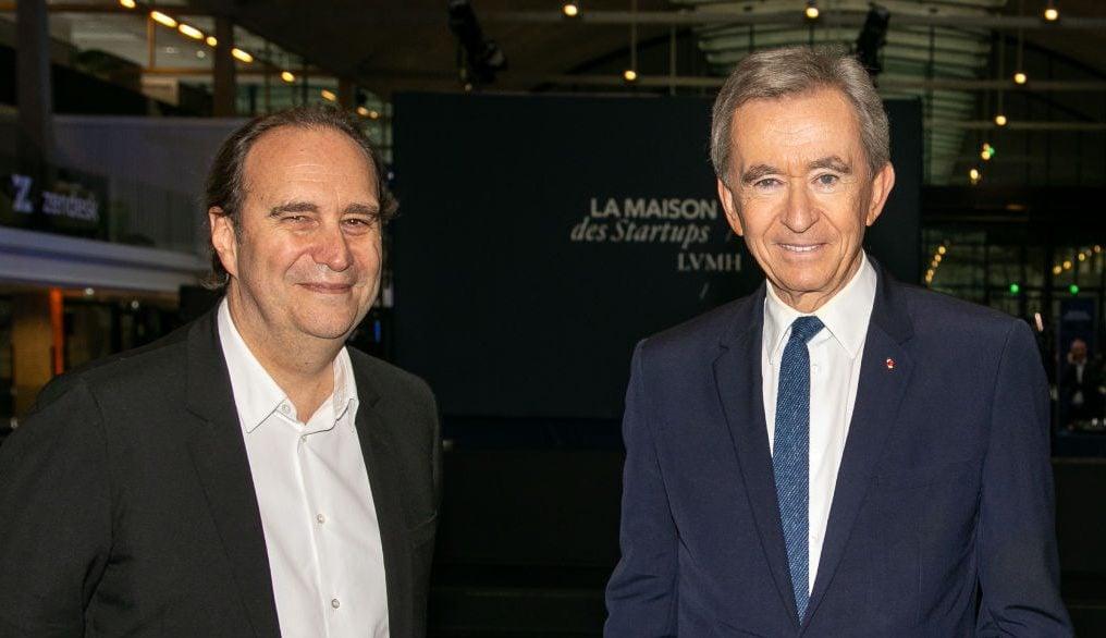 Quand Bernard Arnault Investit Dans Deux Start-Up Françaises