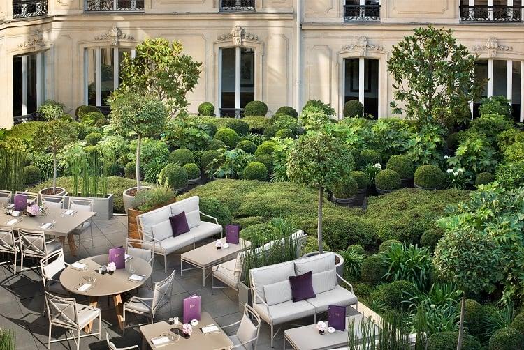 brunch haut de gamme Paris
