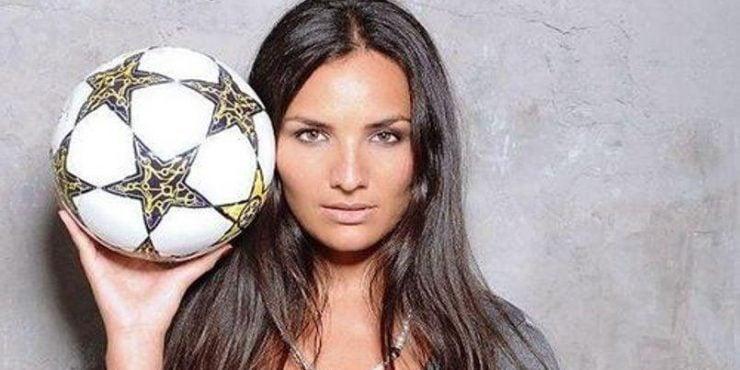 Sonia Souid, agent de joueur de foot.