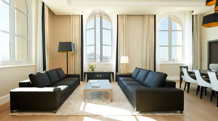 Hôtel Intercontinental Le Fleuron De Lhôtellerie Marseillaise