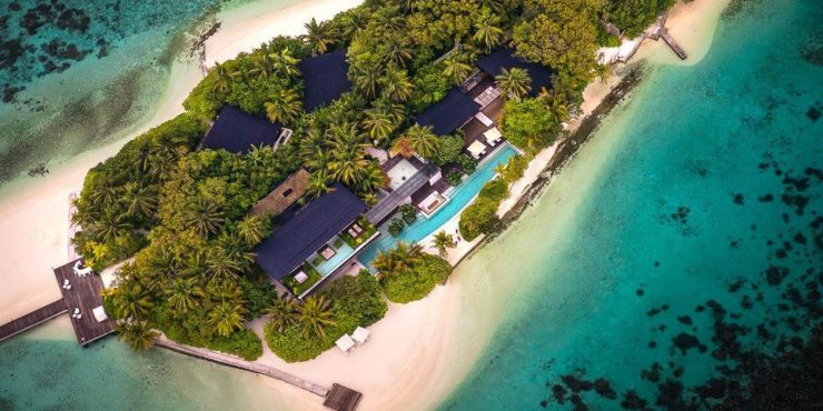Passez Une Nuit De Rêve Sur Une Île Privée Aux Maldives