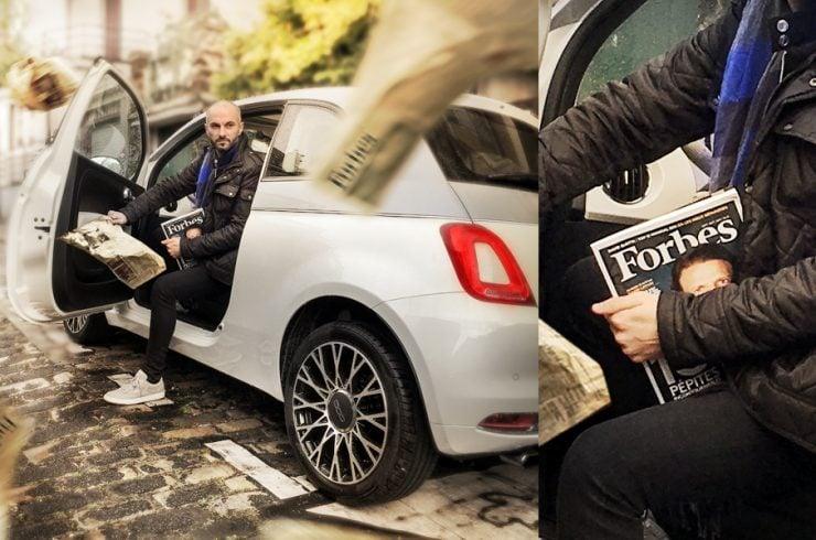 Essai de la Fiat 500