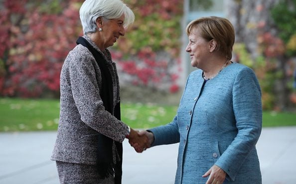 Christine Lagarde va prendre la tête de la BCE