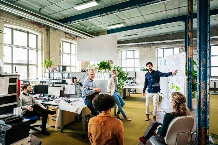 Le management visuel améliore la prise de décison et suscite l'empowerment