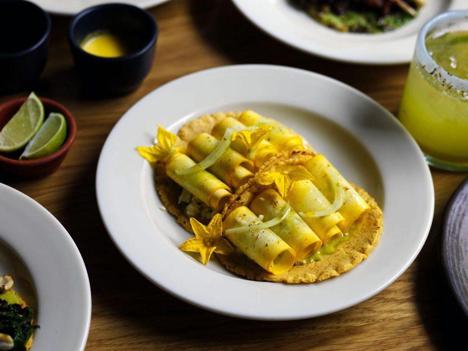 Tacos courgette Sanchez, Copenhague