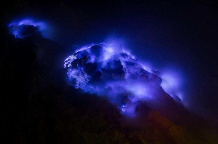 Volcan Kawah Ijen, Indonésie