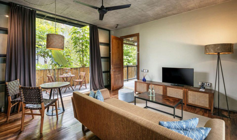 Chambre, Bisma Eight, Bali
