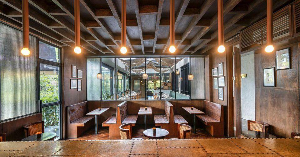 Copper Kitchen, Bisma Eight, Bali
