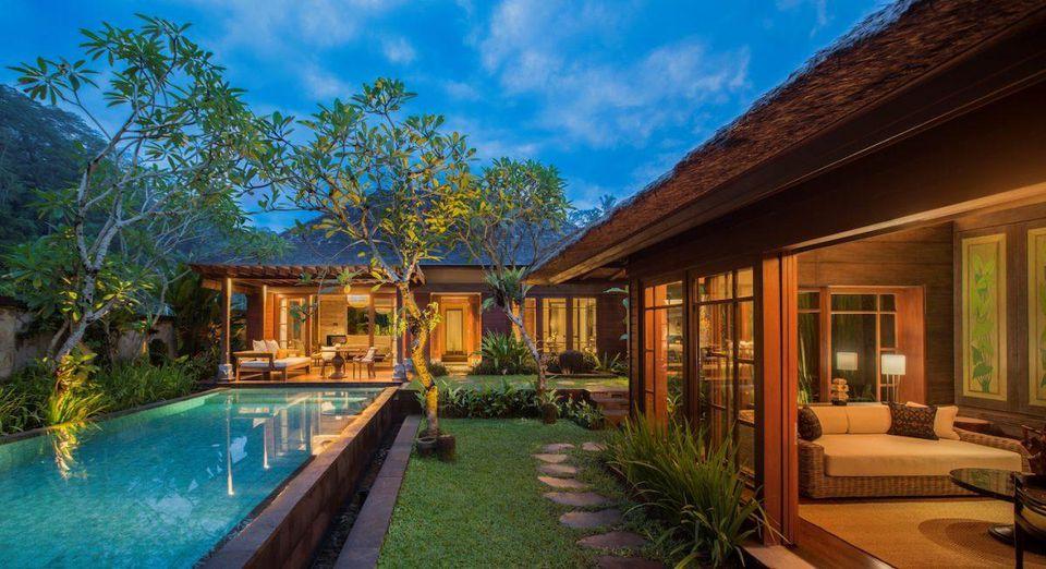 Villa, Ritz-Carlton Reserve Mandapa, Bali