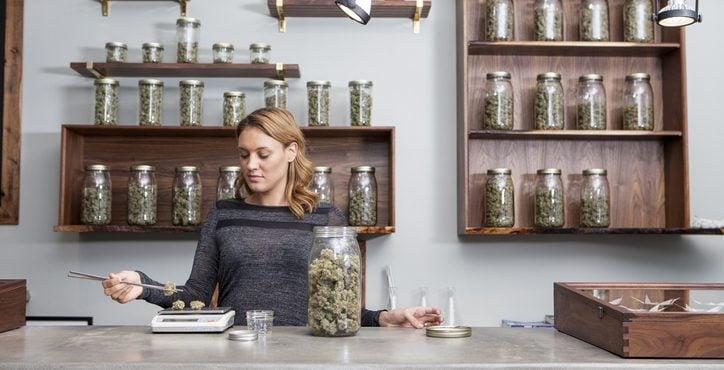 """Cannabis """"Bien être"""""""