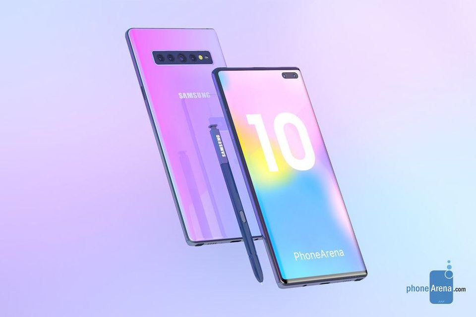 Samsung Galaxy Note 10: Le Smartphone À Acheter | Forbes France