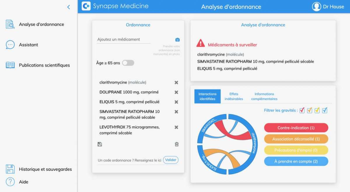 Synapse Medicine Lève 2,5 millions D'Euros Pour Lancer Sa Plateforme D'Intelligence Artificielle | Forbes France
