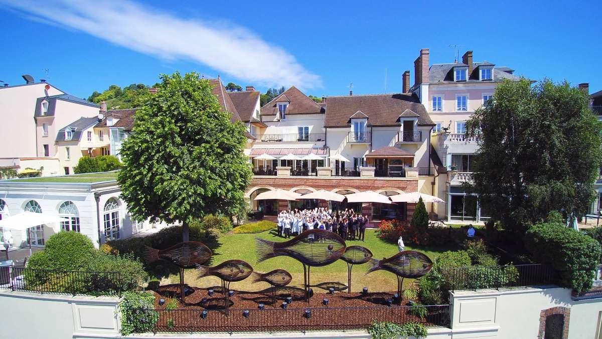 La Côte Saint-Jacques Relais & Châteaux : L'Appel Des Épicuriens