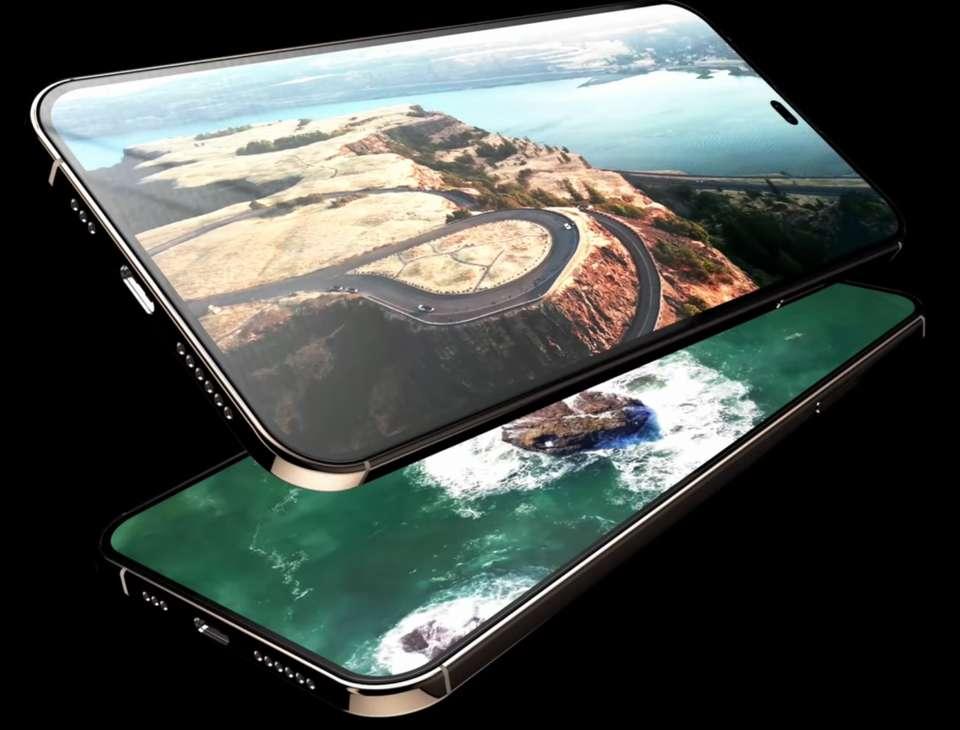 Apple Prêt À Lancer Une Nouvelle Gamme D'iPhone Premium
