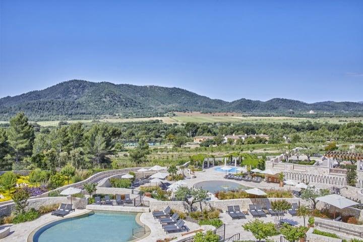 Escapade Balnéaire Entre Luxe Et Authenticité Au Park Hyatt Mallorca