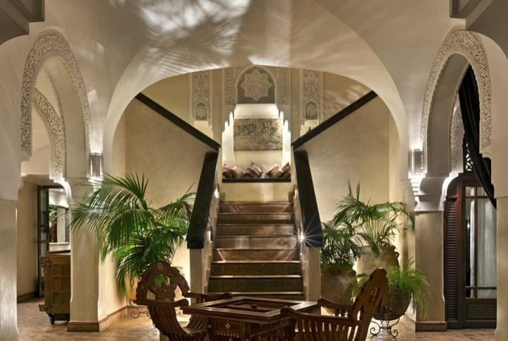 La Villa Des Orangers : Un Petit Bijou À Marrakech