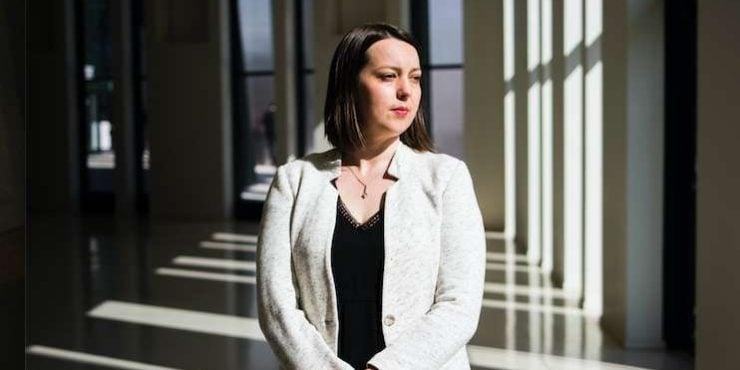 Perrine Strasser fondatrice de Science Me Up
