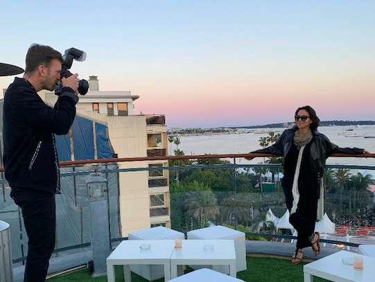 Suite Sandra & co de Sandra Ssiley à Cannes